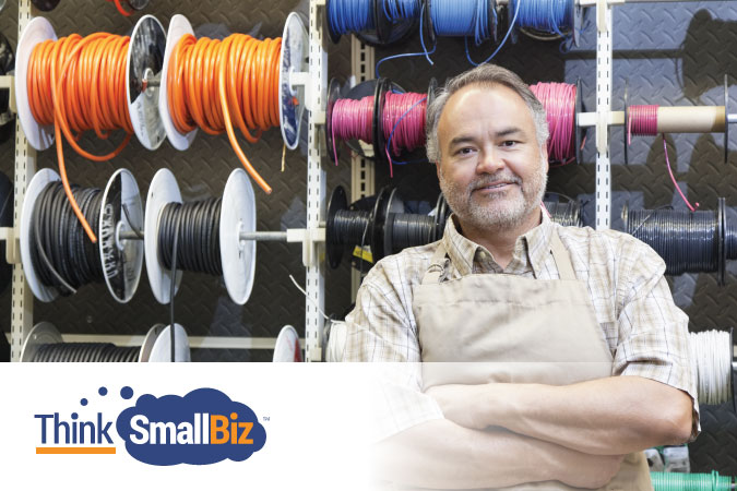 Support the ThinkSmallBiz Movement